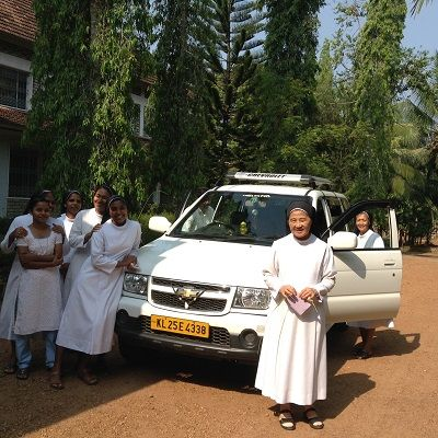Missionary Benedictine Sisters in India