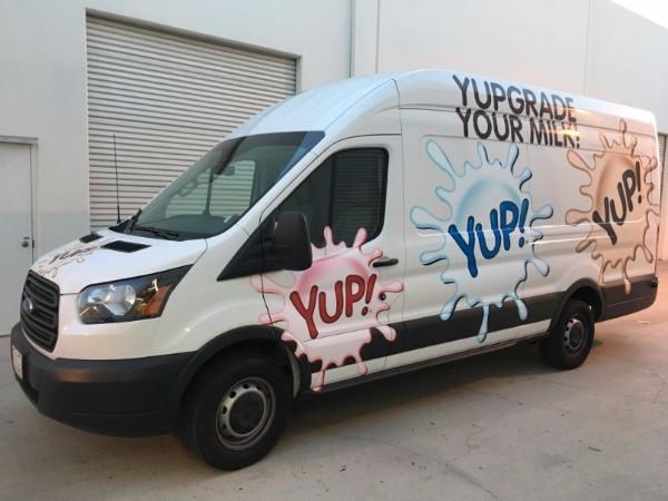 Van Decals and Lettering in Fullerton CA