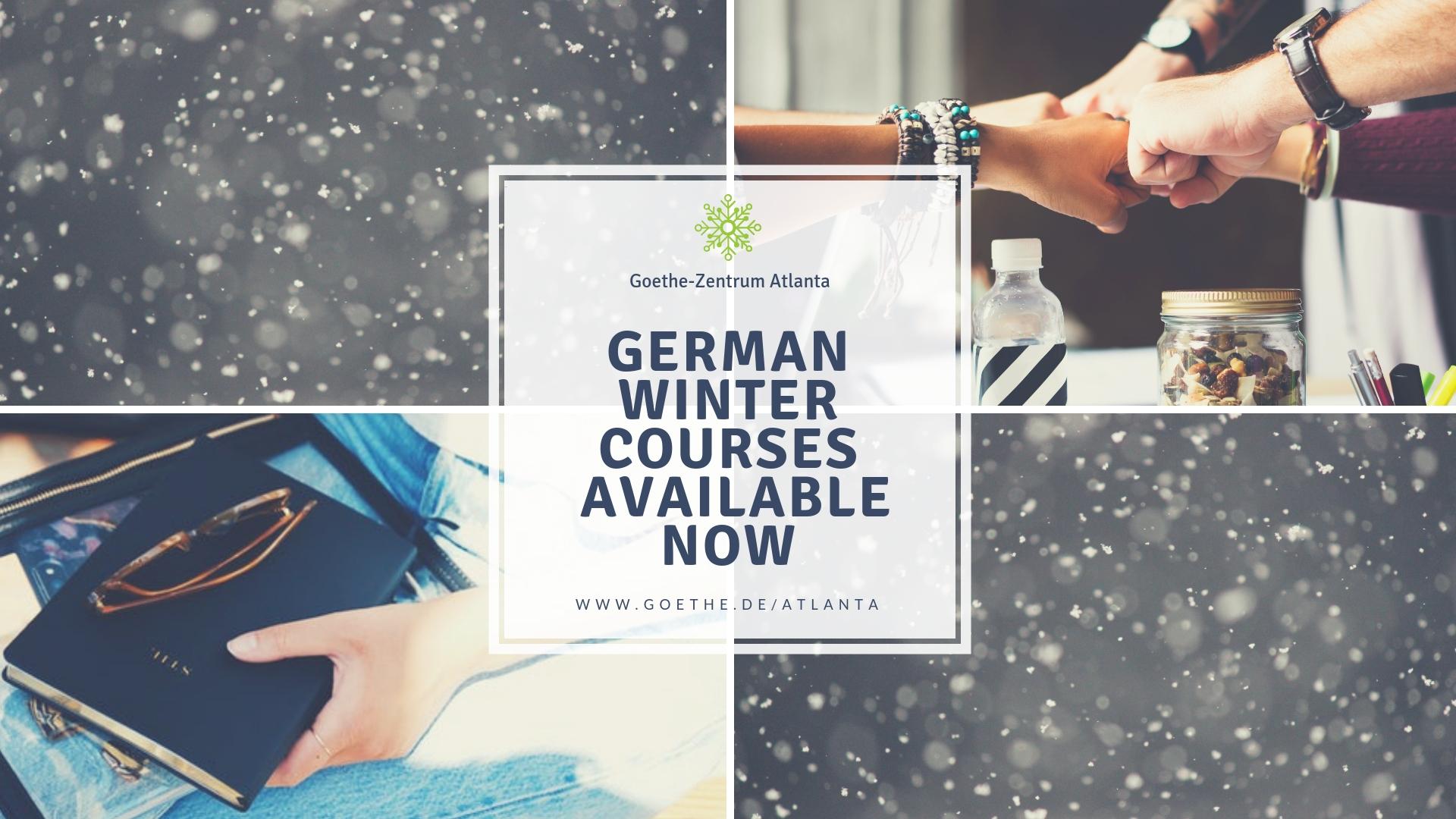 Winter German Courses