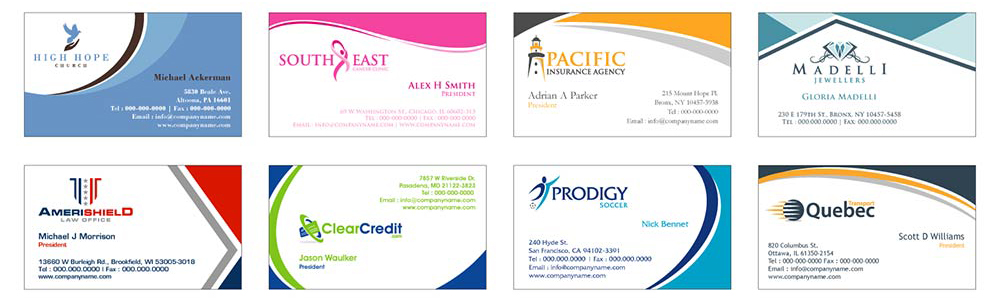 Online order catalog full color one sided business cards reheart Gallery