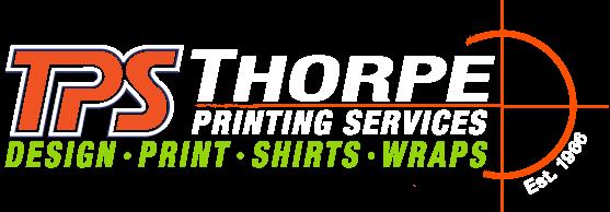 Thorpe  Printing