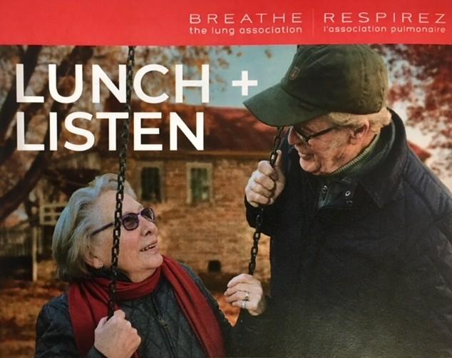 Lunch & Listen - Portage la Prairie