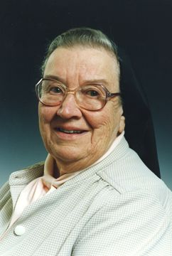 In Loving Memory of Sister Helen Kyllingstad, OSB - August 9, 2013