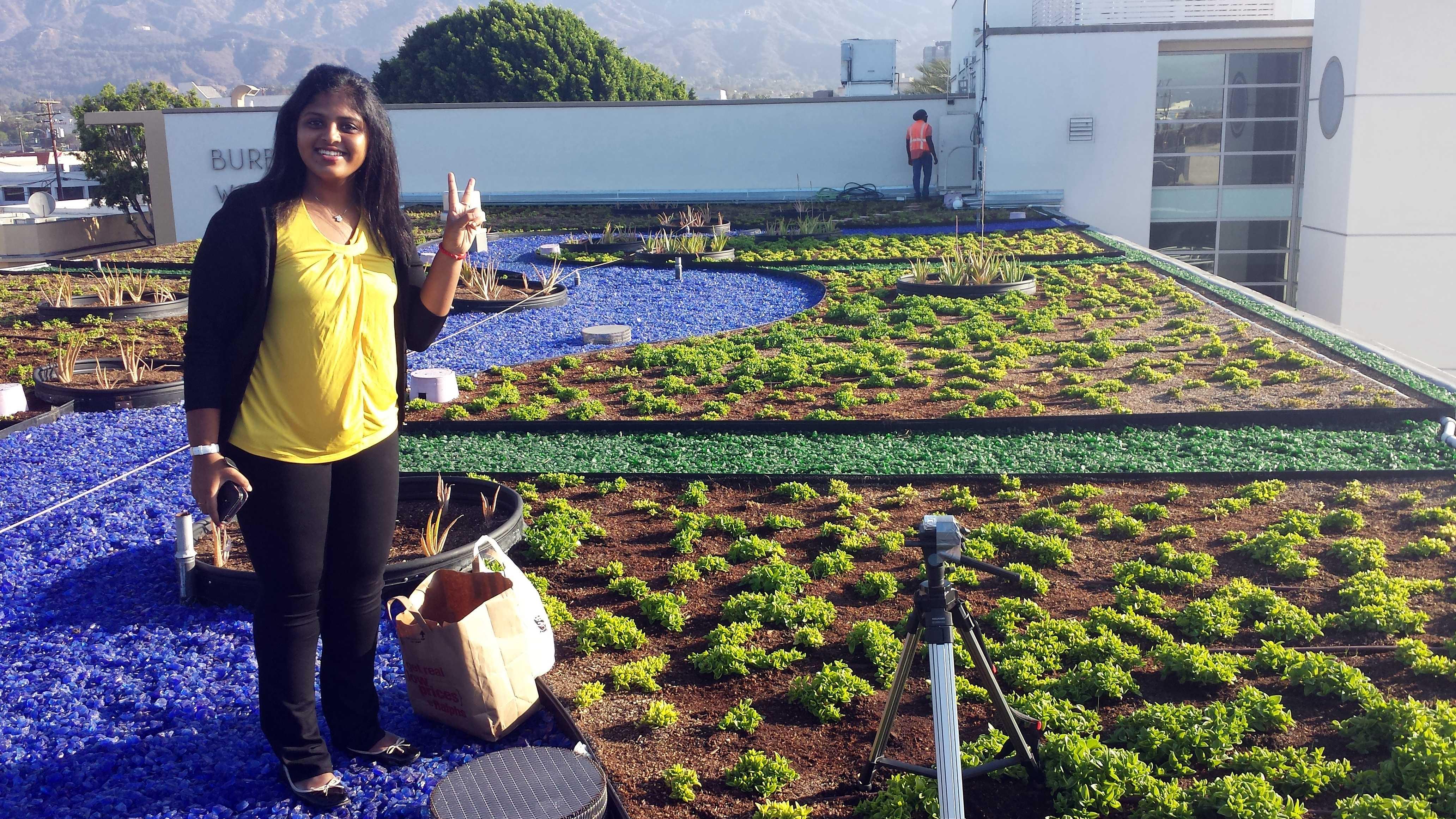 USC Green Roof