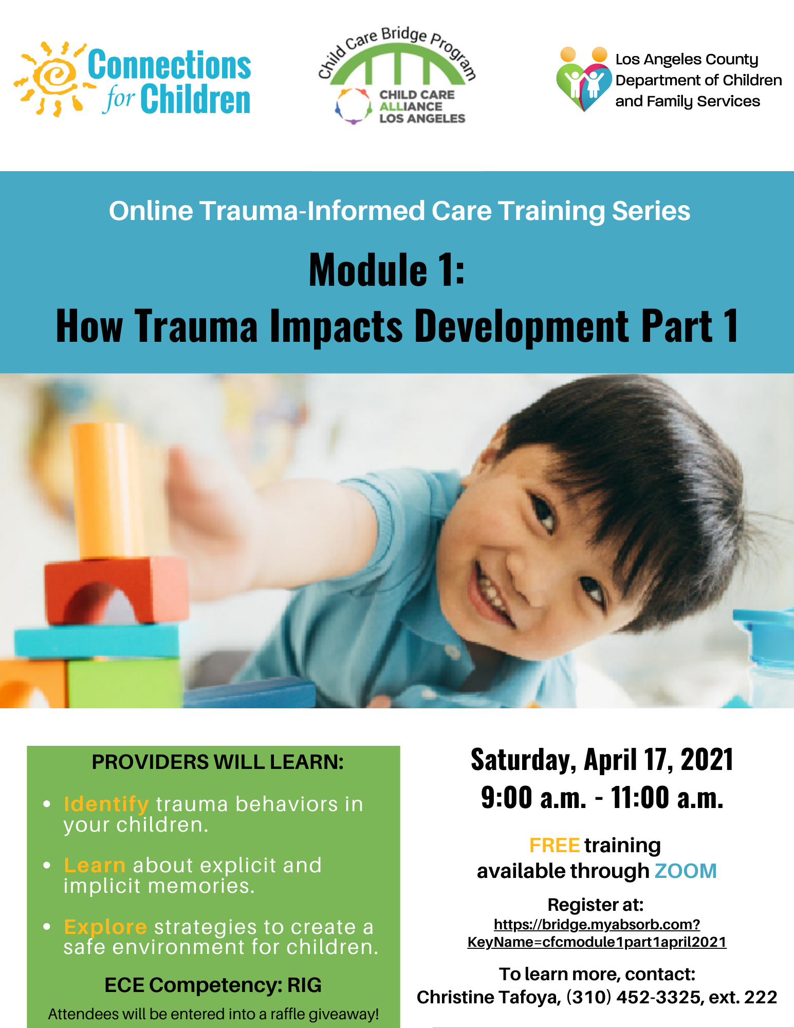 How Trauma Impacts Development, Part 1