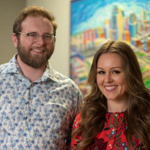 Co-Chairs, Jennifer Salva and Logan Weed