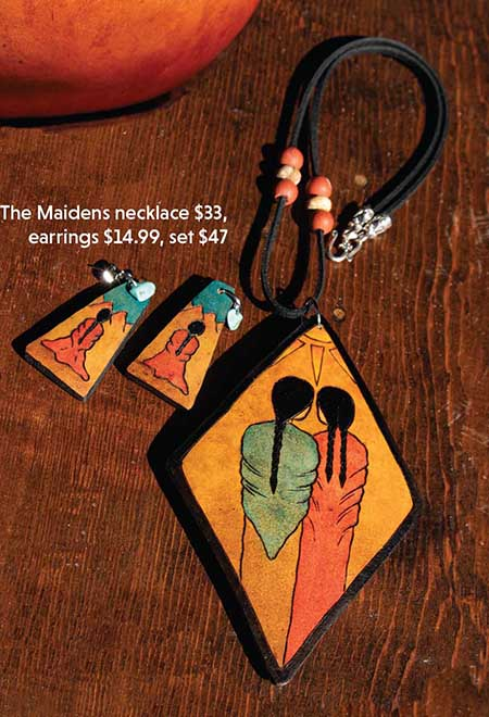 .....Maiden's Necklace Set