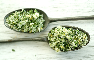 Make Your Own Herb Salts!