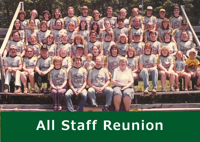 All Staff Reunion