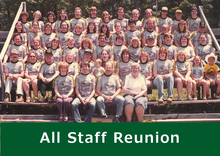 All Staff Reunion