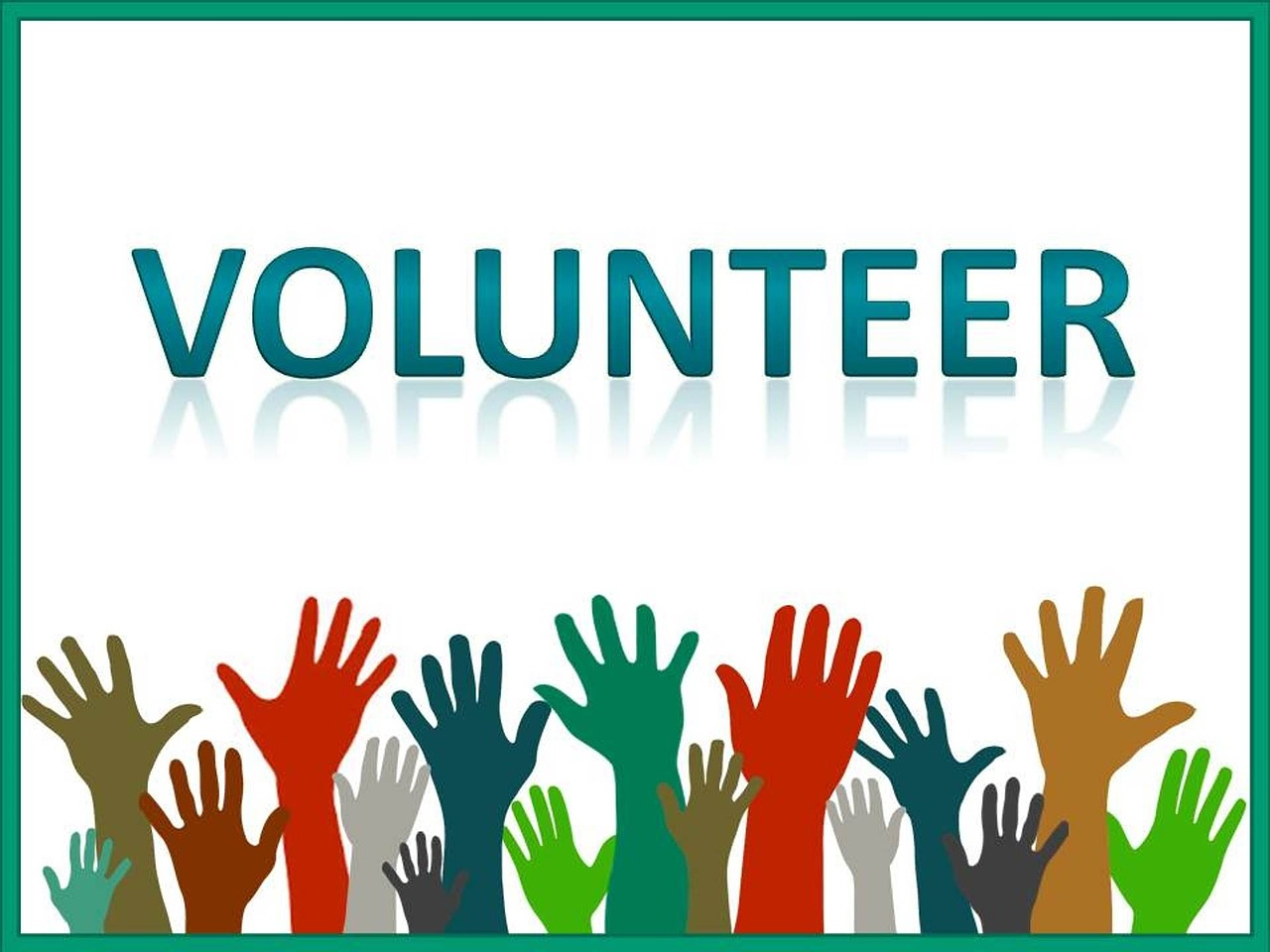 Event Volunteers Needed!