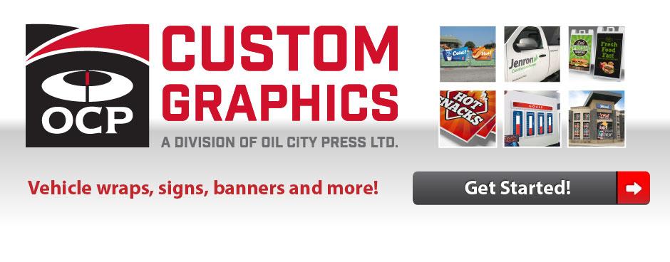 OCP Custom Graphics