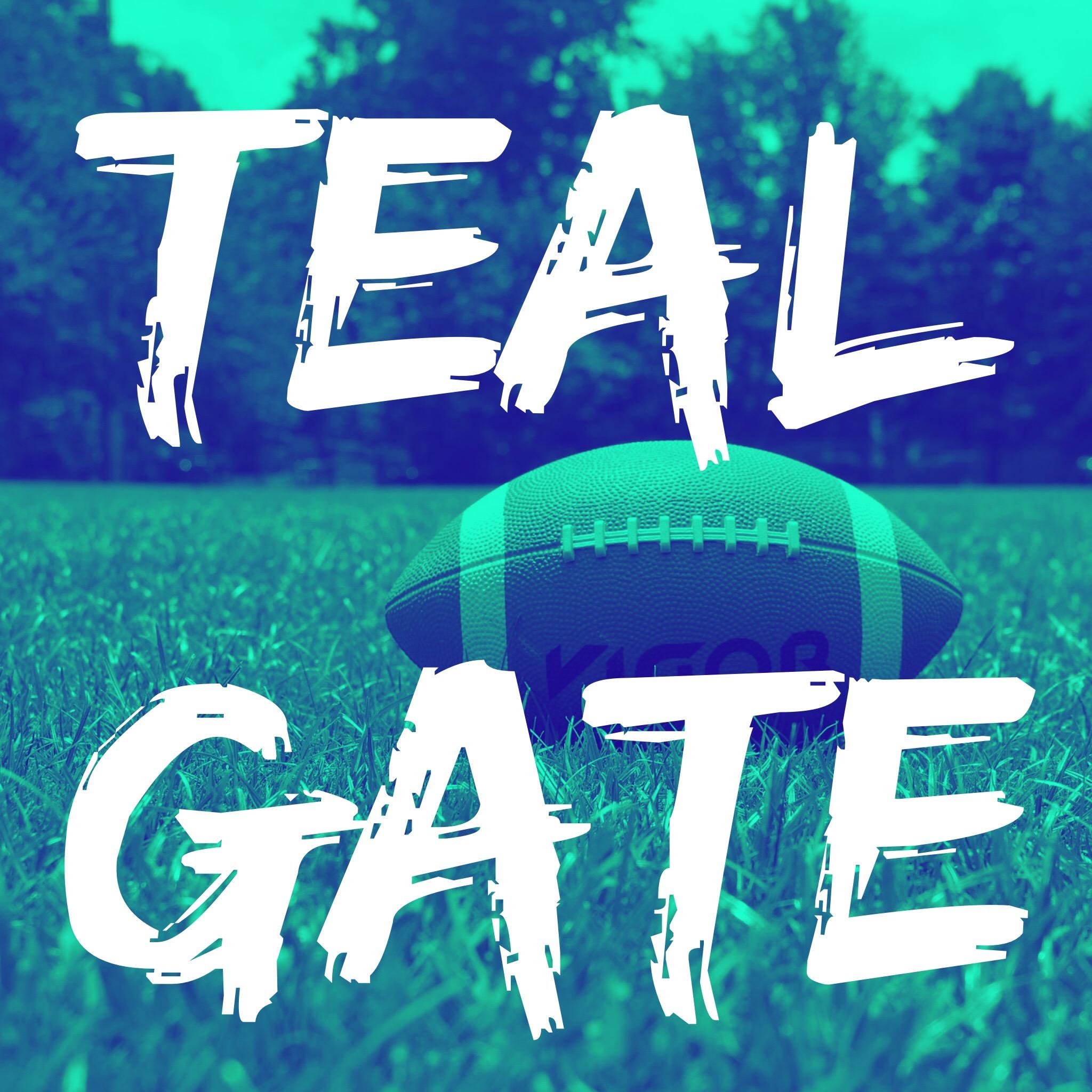 Teal Gate