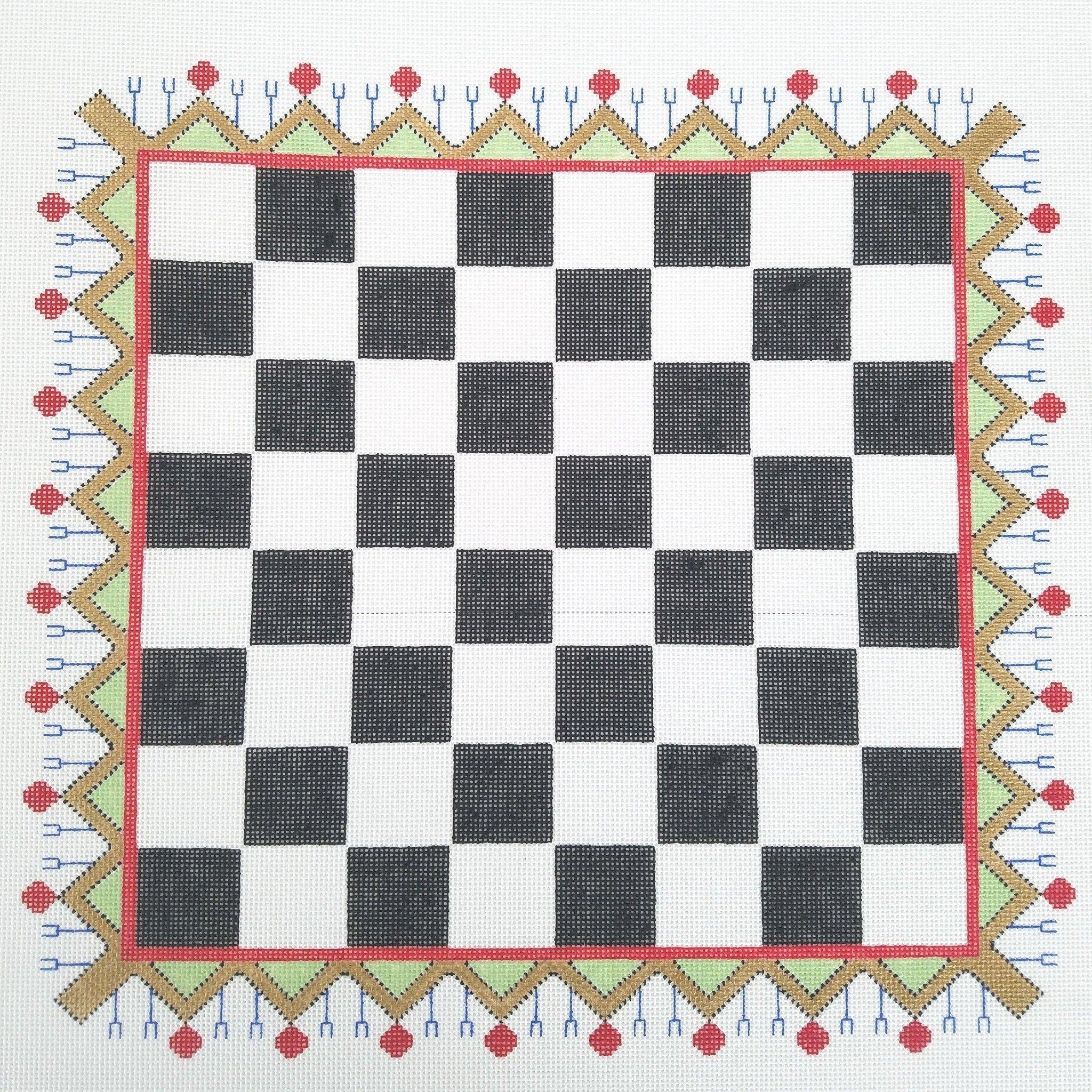 Checkers/Chess Board