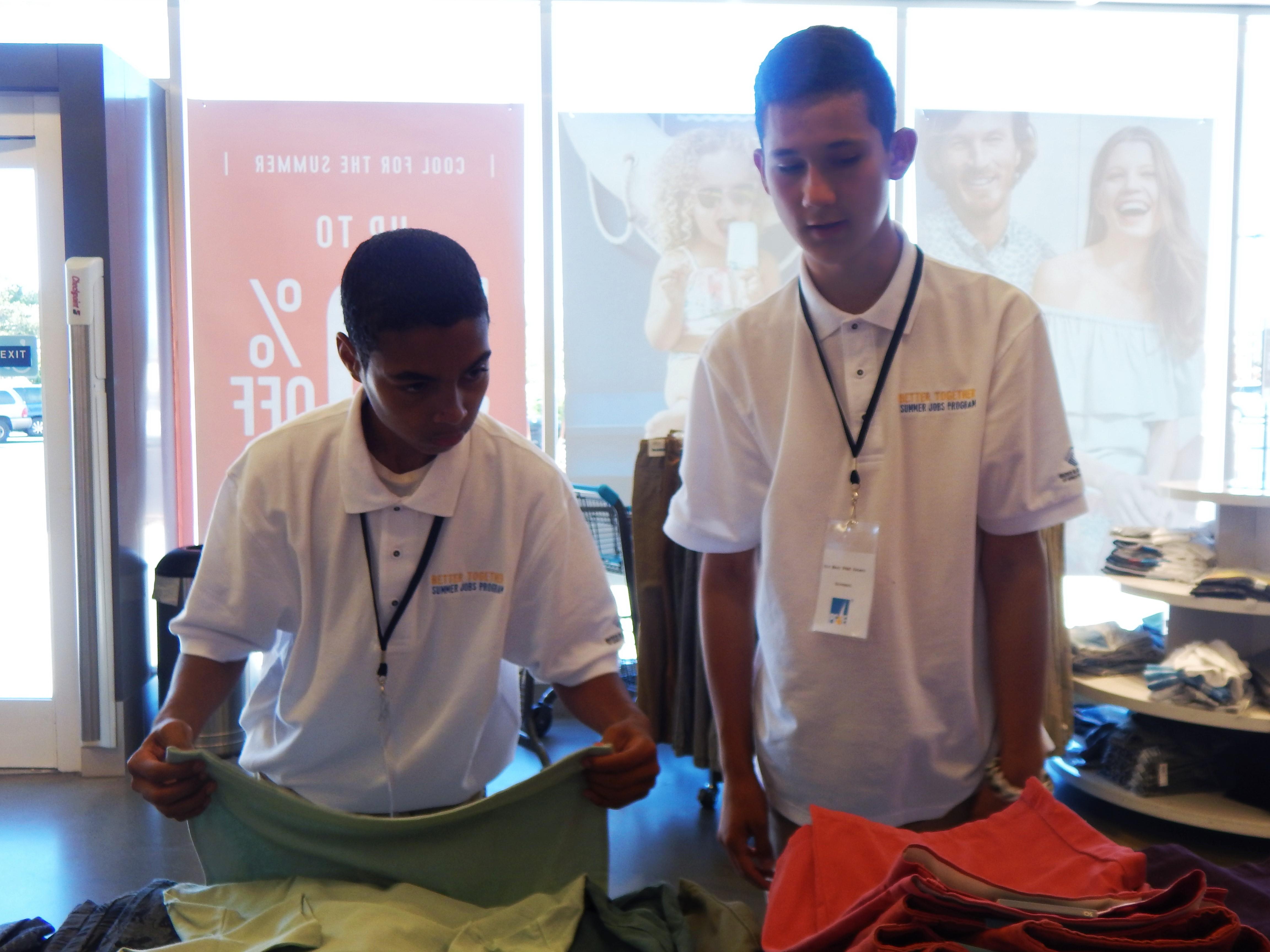 PG&E Summer Jobs Program Helps Teens Gain Experience
