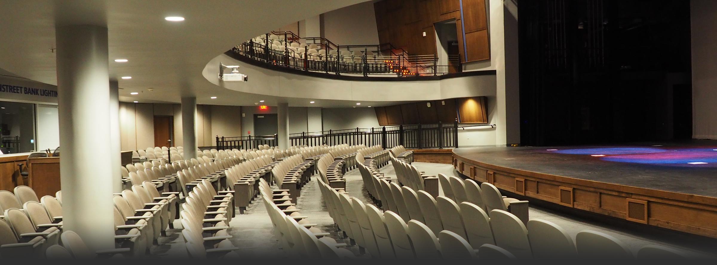 Peru State College Theater Building