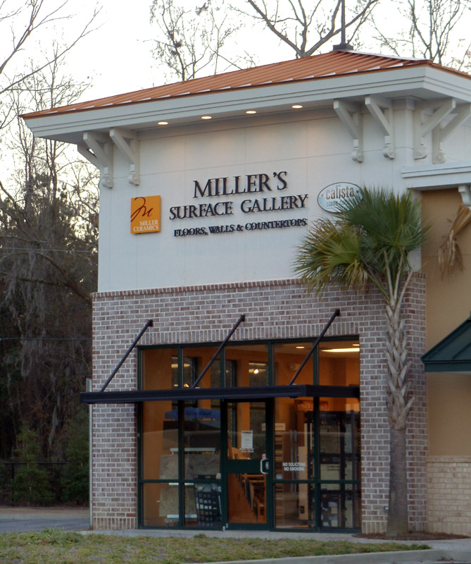 Miller's Surface Gallery