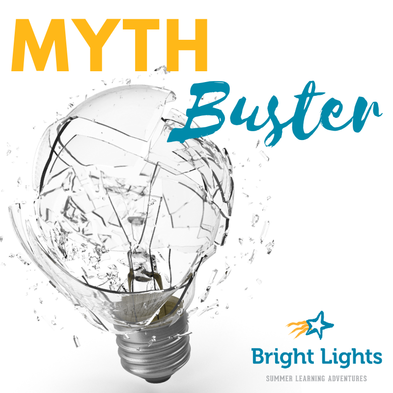 "Myth: ""Bright Lights classes are too expensive."""