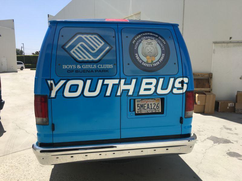 Expert Van Wrap Installation in Buena Park CA