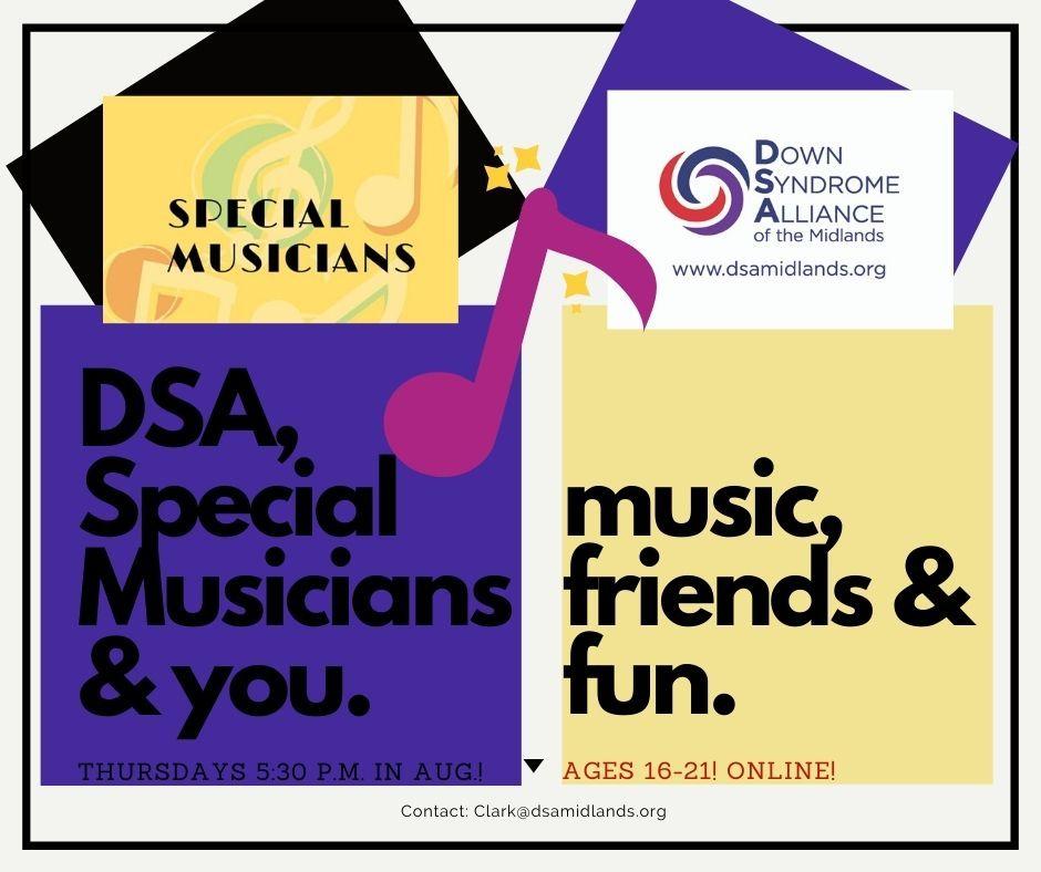 DSA & Special Musicians (Online)