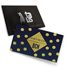 Foil Worx Business Cards 5/1