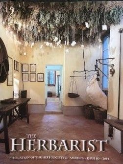 The Herbarist 2014