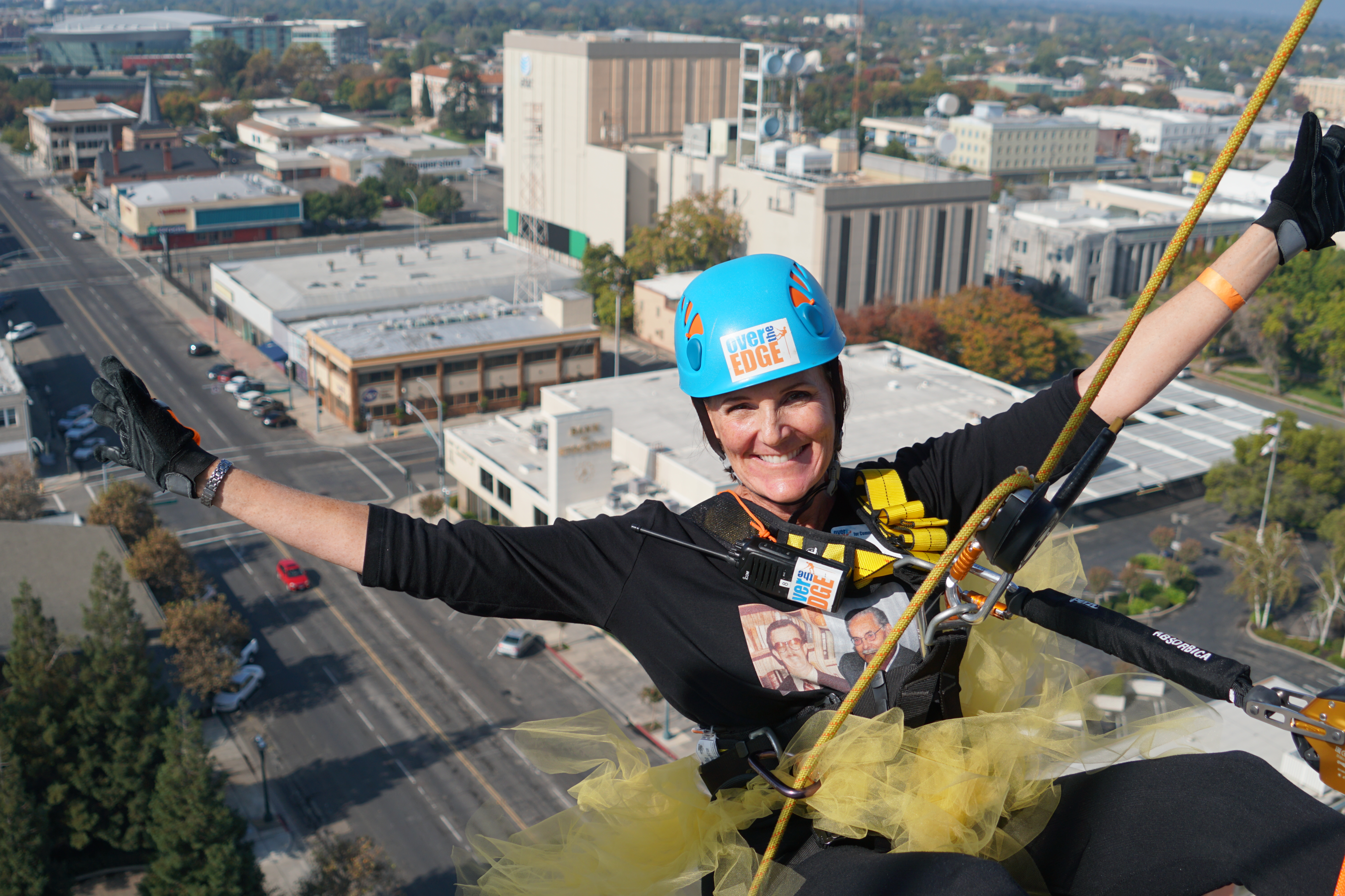 Over The Edge for a Kindred Community