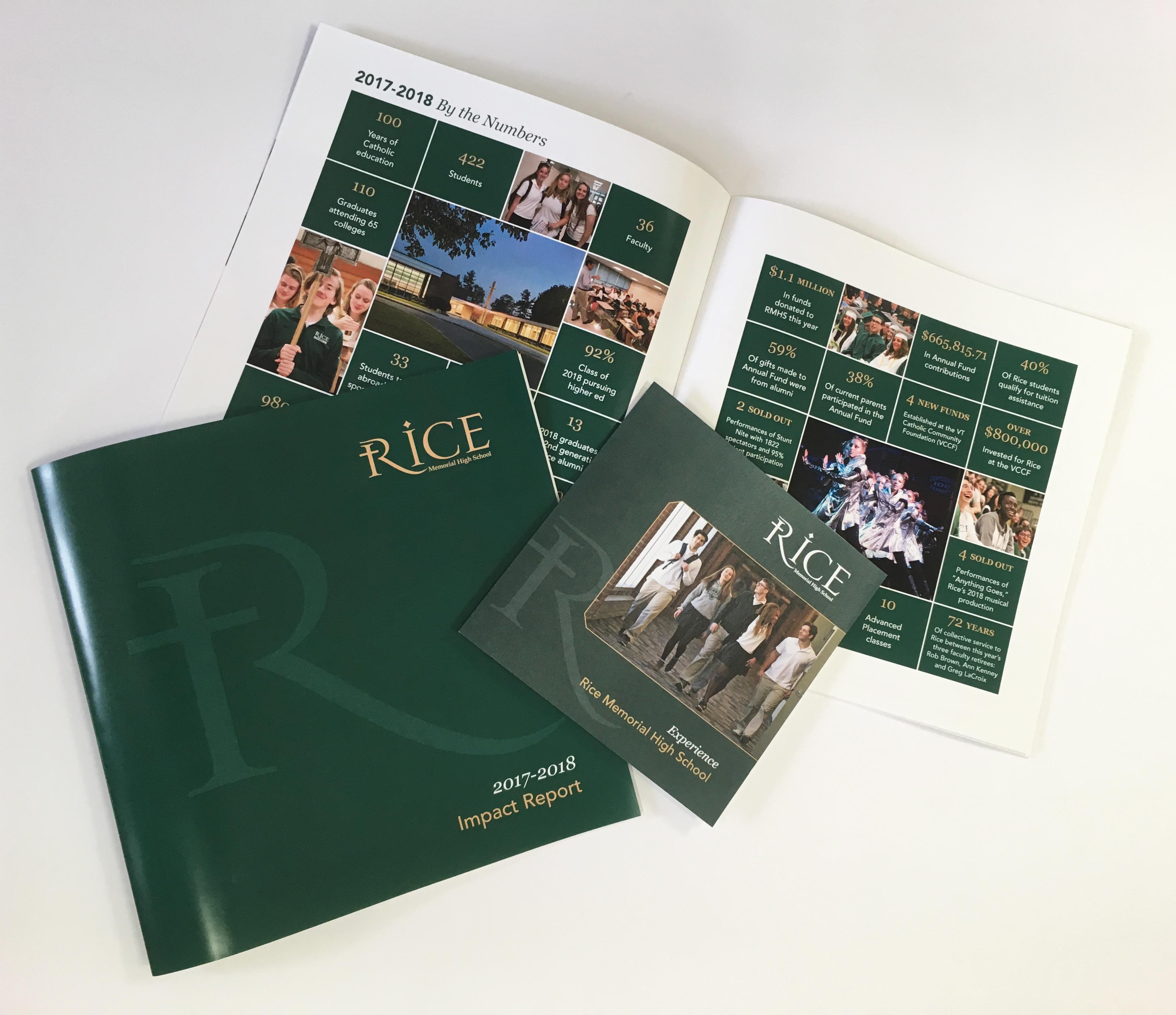 Annual Report & Recruiting Brochure
