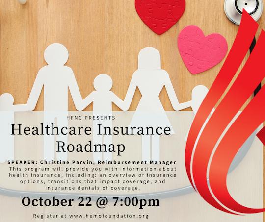 Healthcare Insurance Roadmap Webinar 10/22