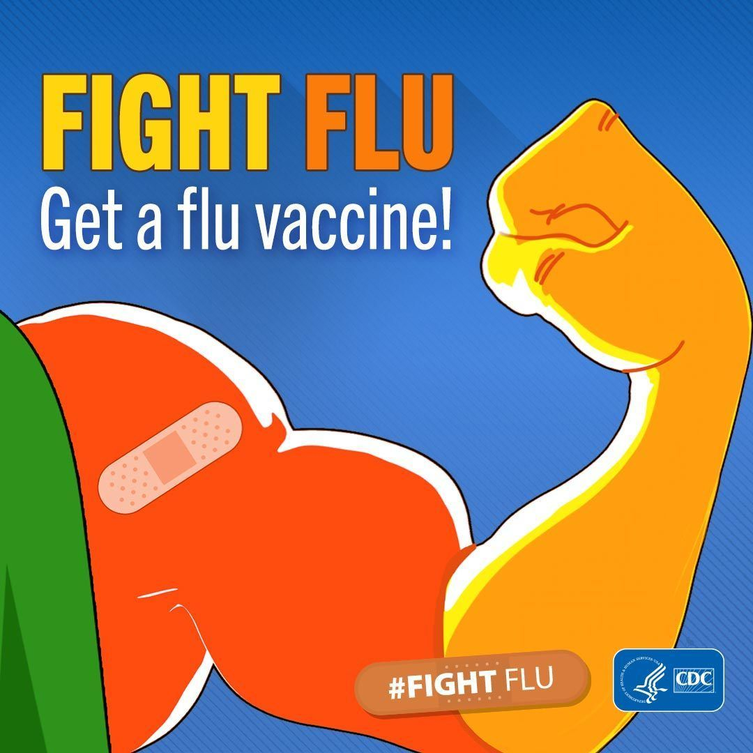 Fight Flu - Get a Vaccine jpg