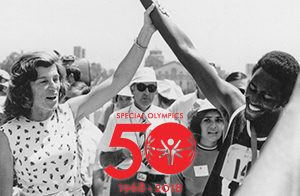 Inspirations By Melissa: 50th Anniversary of Special Olympics