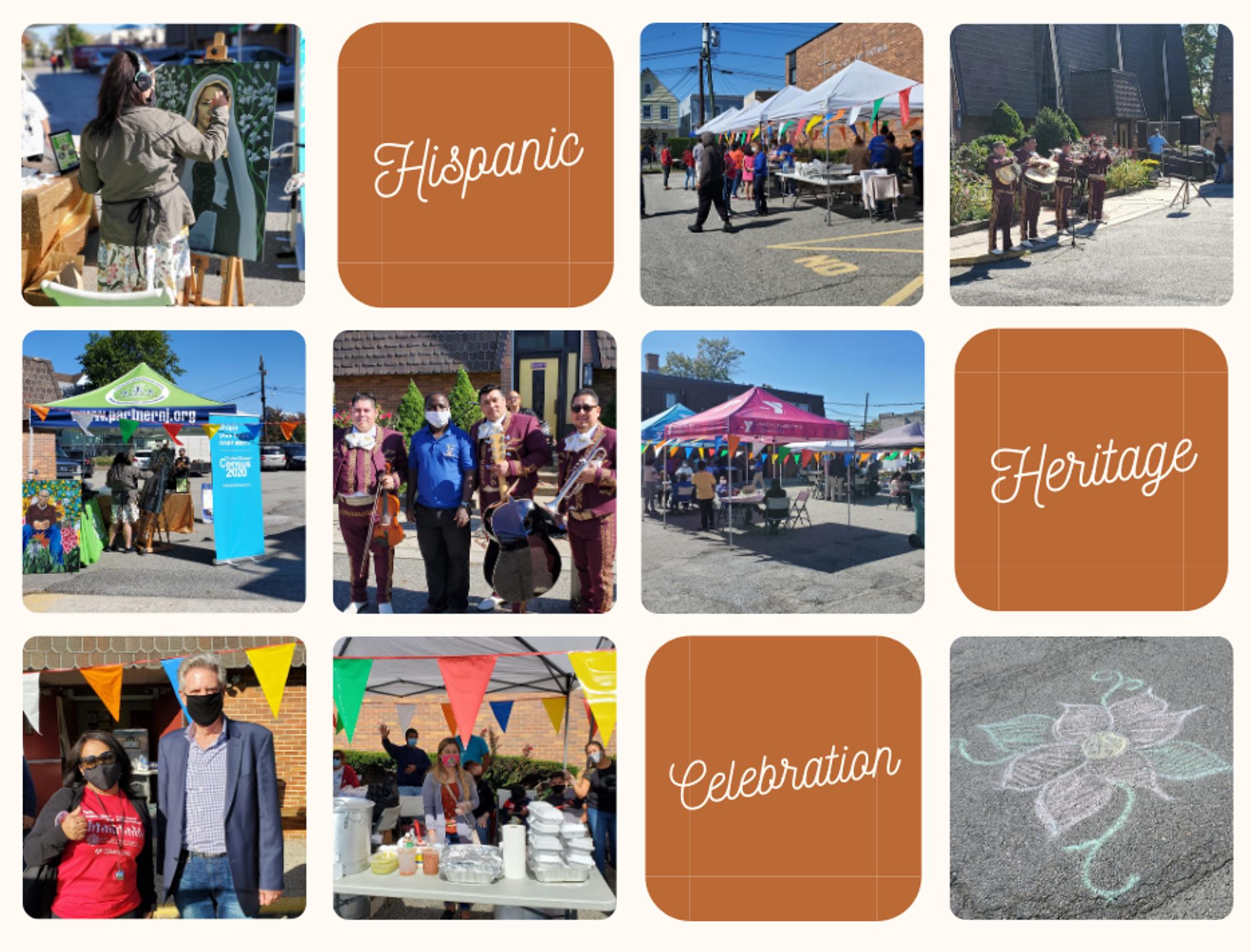 Hispanic Heritage Celebration October 2020