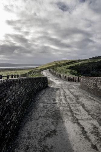 Cliffs of Mohr Path
