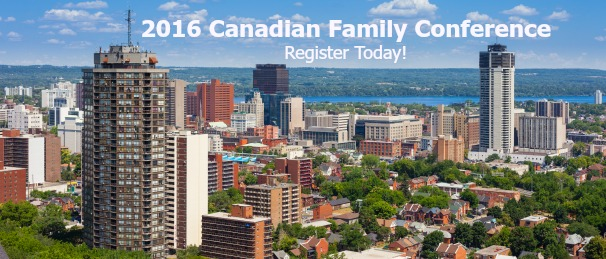 2016 Canadian Family Conference