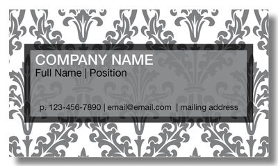 Model #040: Kwik Kopy Design and Print Centre Halifax Business Cards