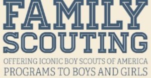 Family Scouting Offering Programs to Boys and Girls