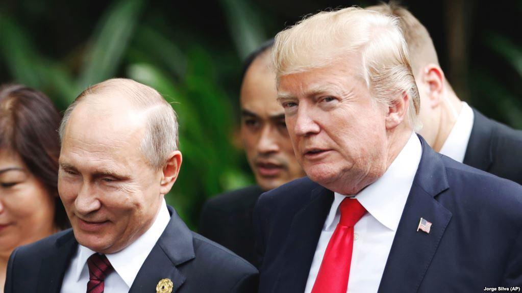 Anxious Ukraine Holds Its Breath Ahead Of Trump-Putin Summit