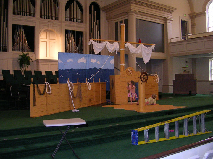 VBS: Let's Teach Children about Jesus Not Entertain Them
