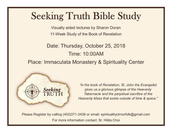 Seeking Truth Bible Study