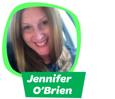 Jennifer O'Brien
