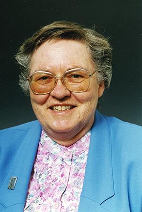 Sister Michael Kaliher, OSB - November 14, 2013