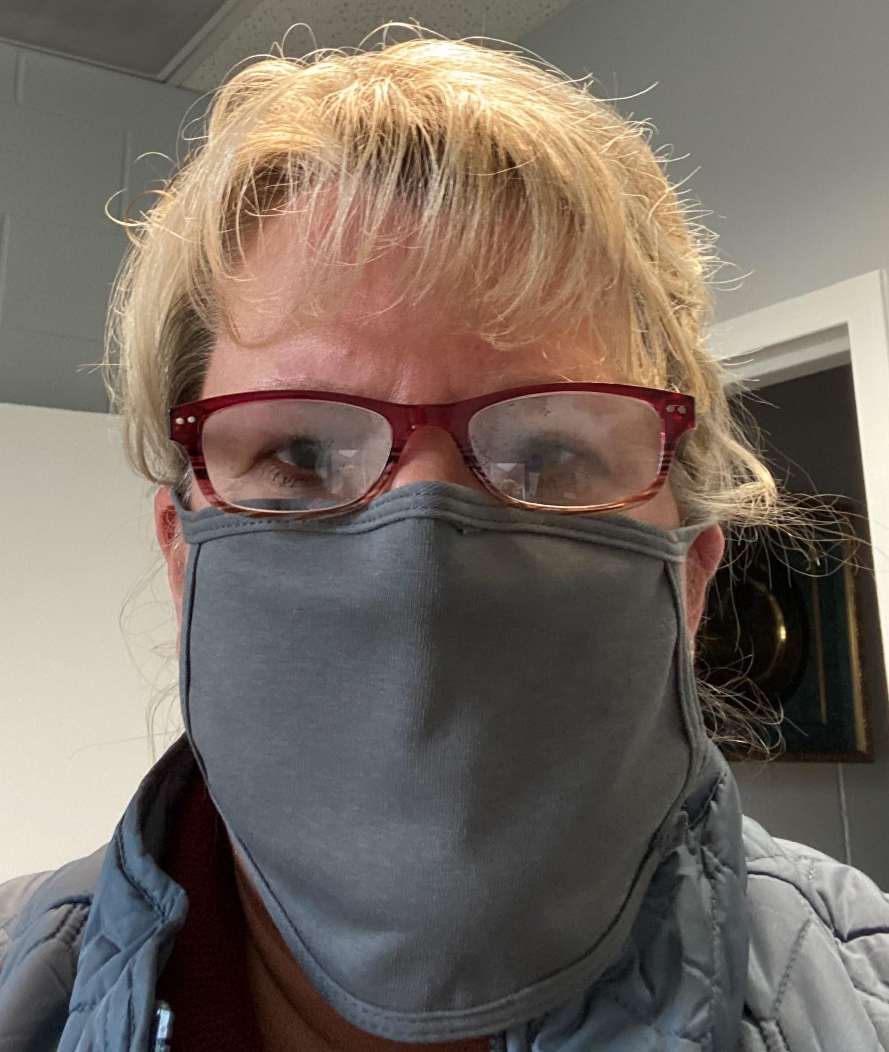Face Masks Grey