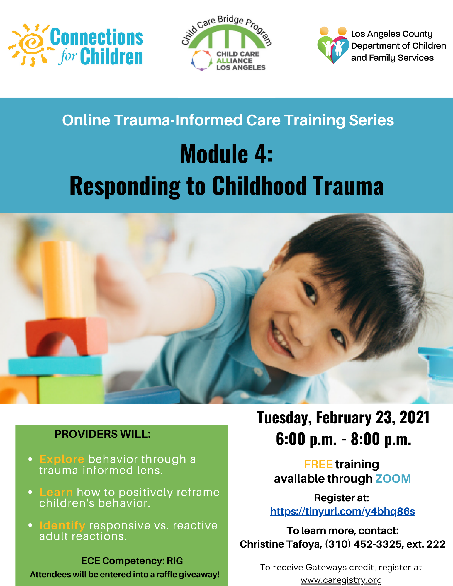 Responding to Childhood Trauma