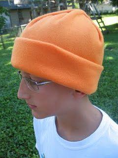 Simple Projects - Fleece Hats & Scarves