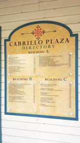 Cabrillo Directory