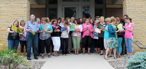 10,000 free books awarded through SMIF's BookStart Program