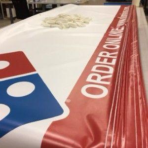 Dominos Banner