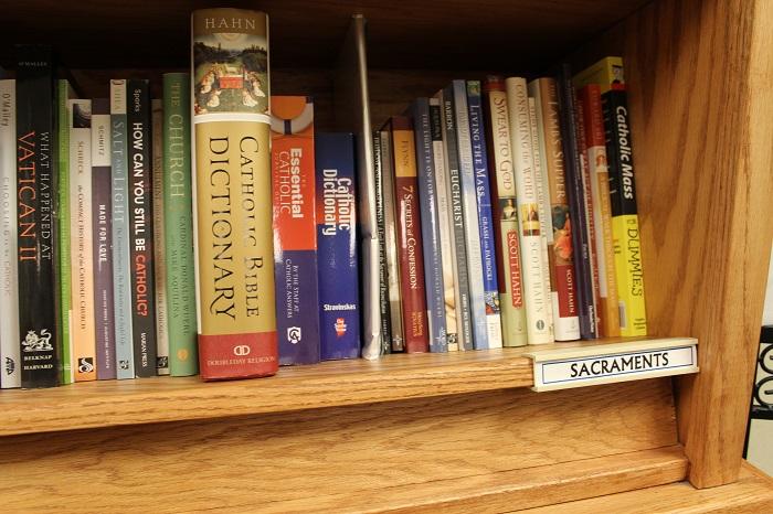 Books on the Sacraments