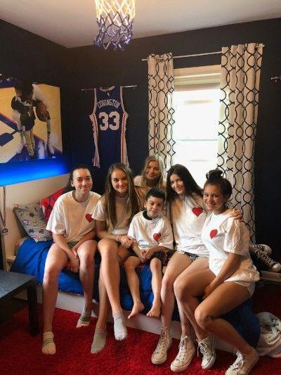 Gio's room