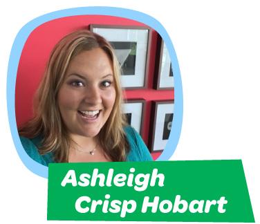 Ashleigh Crisp Hobart
